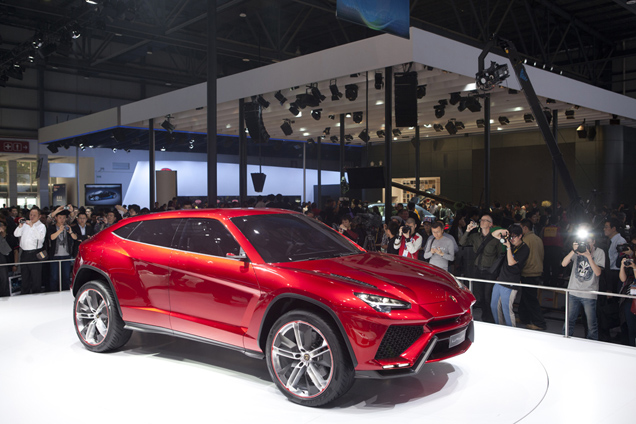 Lamborghini is playing a gamel: more names registered