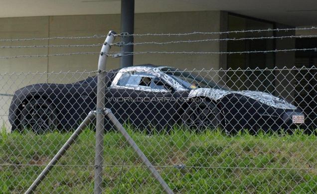 Eerste beelden van de opvolger van de McLaren F1!