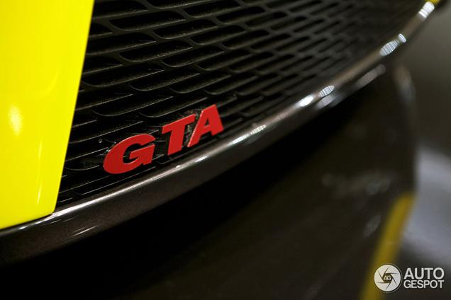 Top Marques 2012: GTA Spano