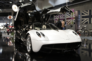 Top Marques 2012: Pagani Huayra