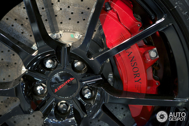 Top Marques 2012: Mansory Siracusa Monaco Limited Edition