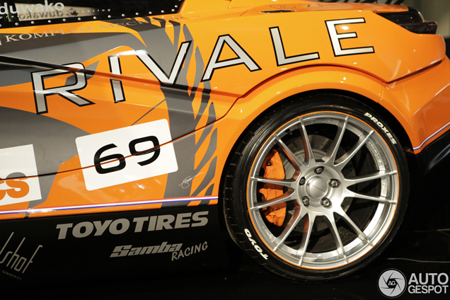 Top Marques 2012: Savage Rivale GTR