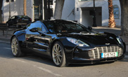 Too late! The Aston Martin One-77 is sold out!