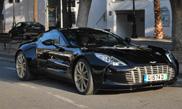 Trop tard! L'Aston Martin One-77 est vendue