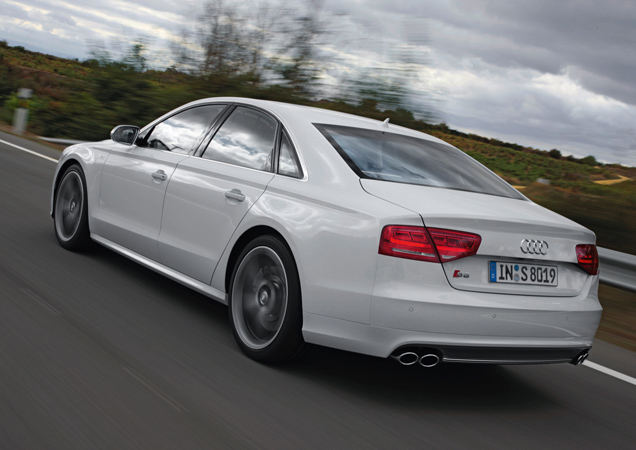 Nu te bestellen: Audi S6, S7 Sportback en S8