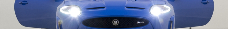Photoshoot: Jaguar XKR-S 2012