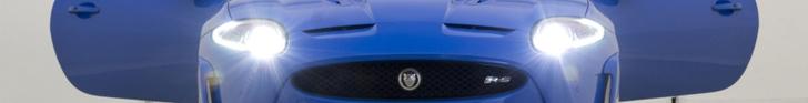 Photoshoot : Jaguar XKR-S 2012