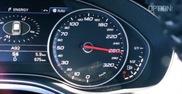 Une Audi RS6 Avant C7 atteint les 290 km/h sans aucune difficulté