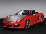Porsche Boxster S Red 7 solo per il mercato olandese!