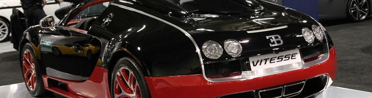 Événement : le Calgary Autoshow 2013