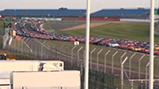 Vidéo : les Ferrari Racing Days 2012 sur le Circuit de Silverstone