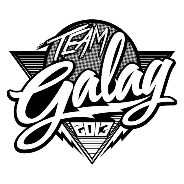 Team Galag zet de puntjes op i!