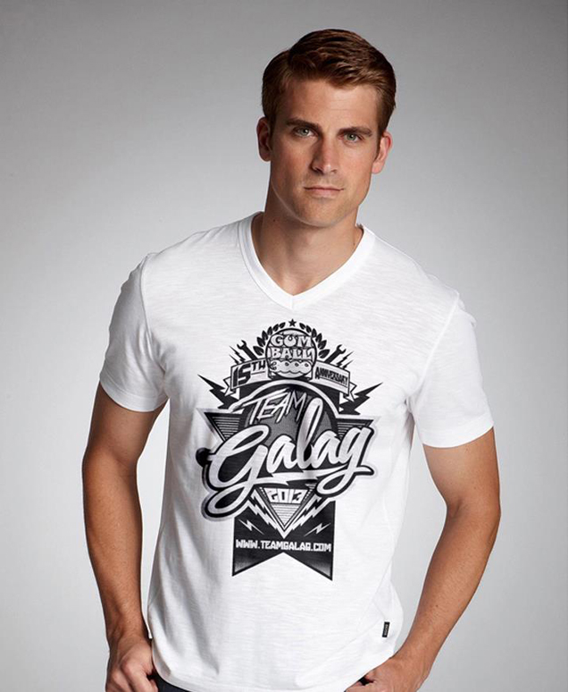 Win T-shirts van Team Galag!