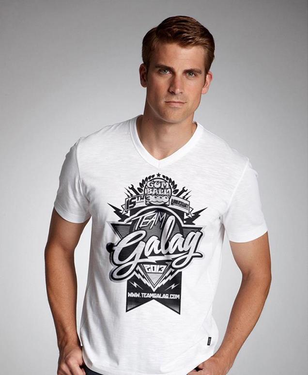 Win T-shirts van Team Galag!