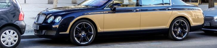 """Avistado: Bentley Continent Flying Spur """"bicolor"""""""