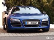 L'Audi la plus rapide affublée d'une teinte onéreuse