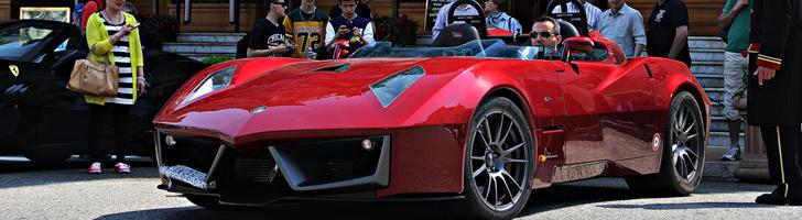 Top nuotrauka: Spada Vetture Sport Codatronca Monza