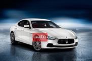 Fuite : la nouvelle Maserati Ghibli