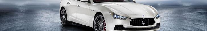Agora é oficial: Maserati Ghibli