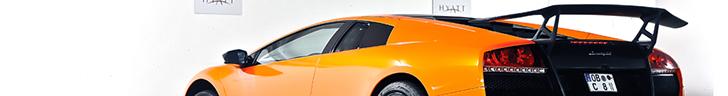 De belles photos d'une Lamborghini Murciélago LP670-4 SuperVeloce