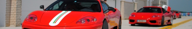 Événement : Modena Motorsport sur le Pannónia Ring en Autriche