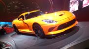 Une visite au Salon de l'Auto de New York