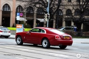 Rolls-Royce Wraith se vinde mai bine decât se aștepta