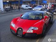 Bugatti Veyron 16.4 pakeista nuo  Project Kahn