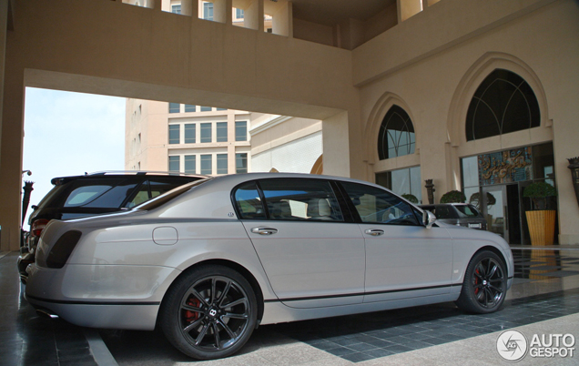 La première Bentley Continental Flying Spur Speed Qatar Edition