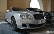 Só para alguns: Bentley Continental Flying Spur Speed Qatar Edition