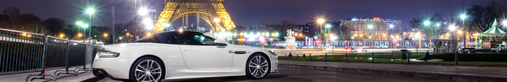Événement : le Rallye de Paris 2013