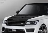 German Special Customs werkt aan nieuwe Range Rover