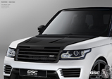 German Special Customs is working on the new Range Rover