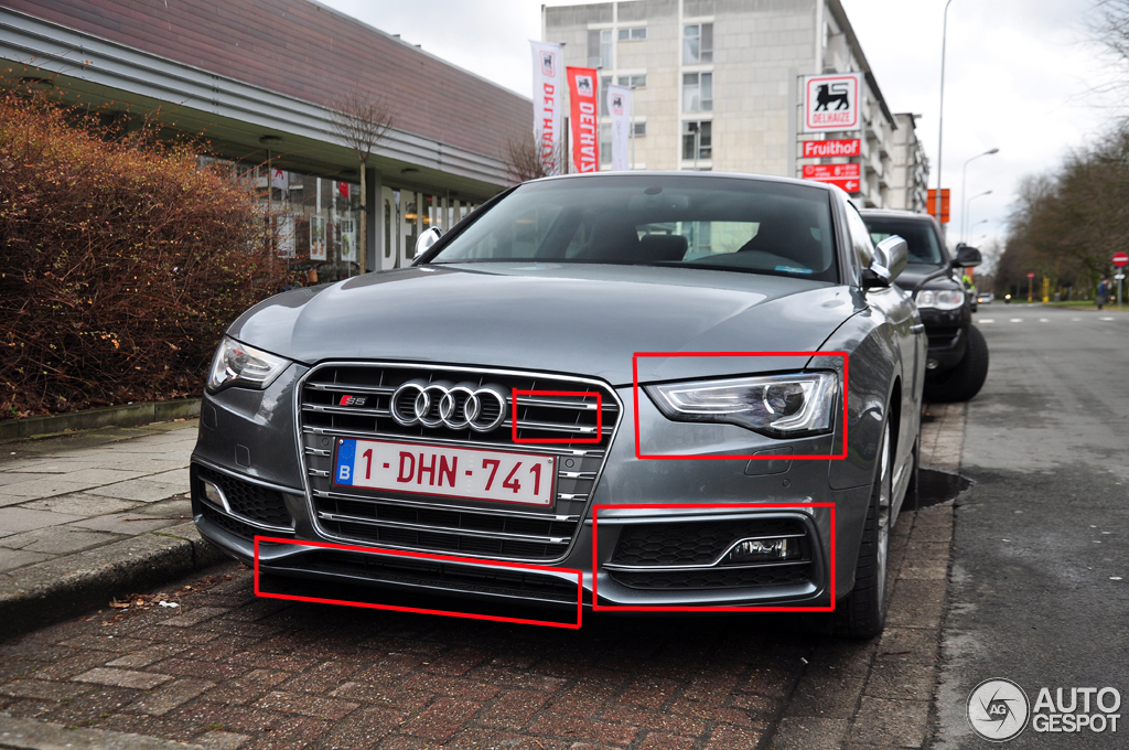Recognizing Cars Audi S5 Amp Rs5