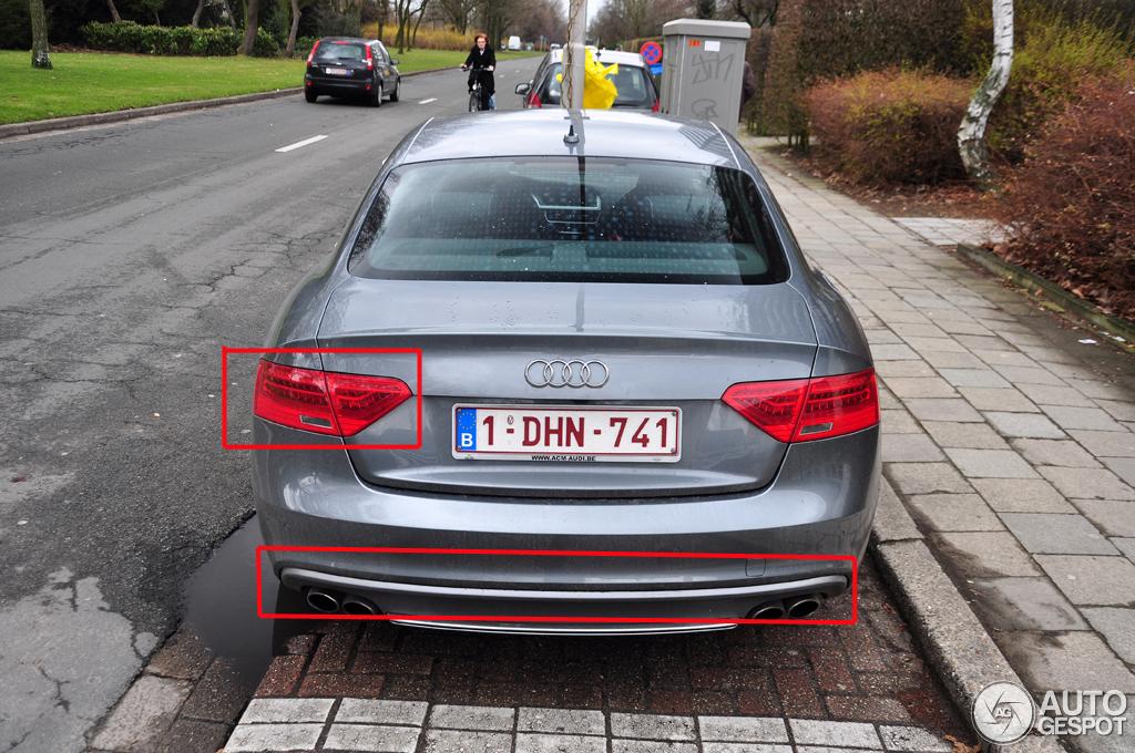 Auto S Herkennen Audi S5 Amp Rs5