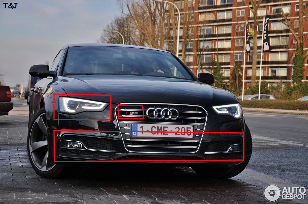 Riconosci L Auto Audi S5 Amp Rs5