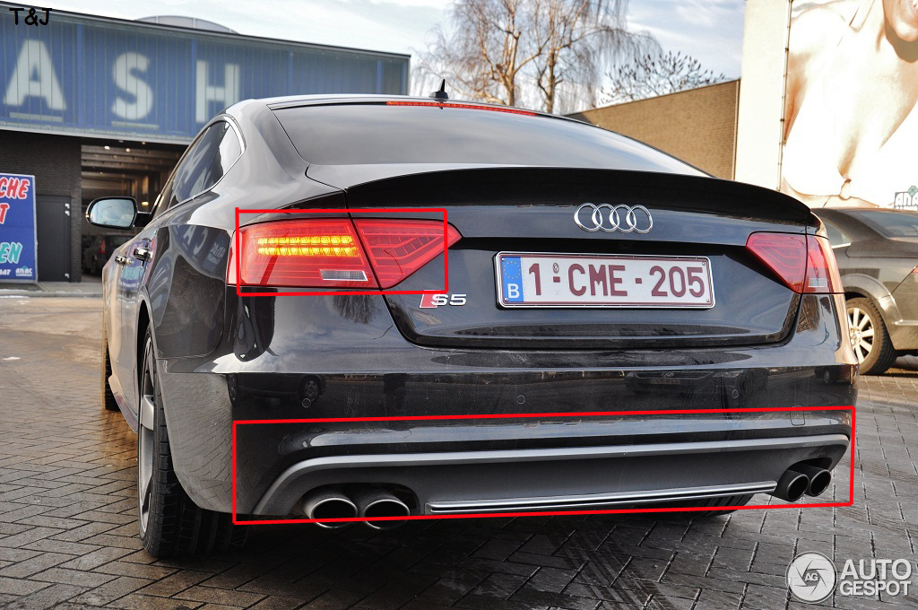 Image Result For Audi A Sportback Difference