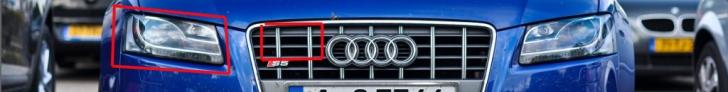 Reconhecer carros: Audi S5 & RS5