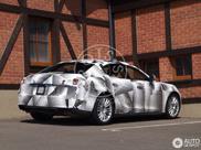 Spyspot : la Maserati Ghibli