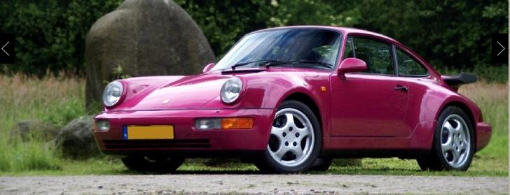 Głosujcie na piękne Porsche!