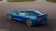 Rendering: Corvette Stingray ZR1 Concept