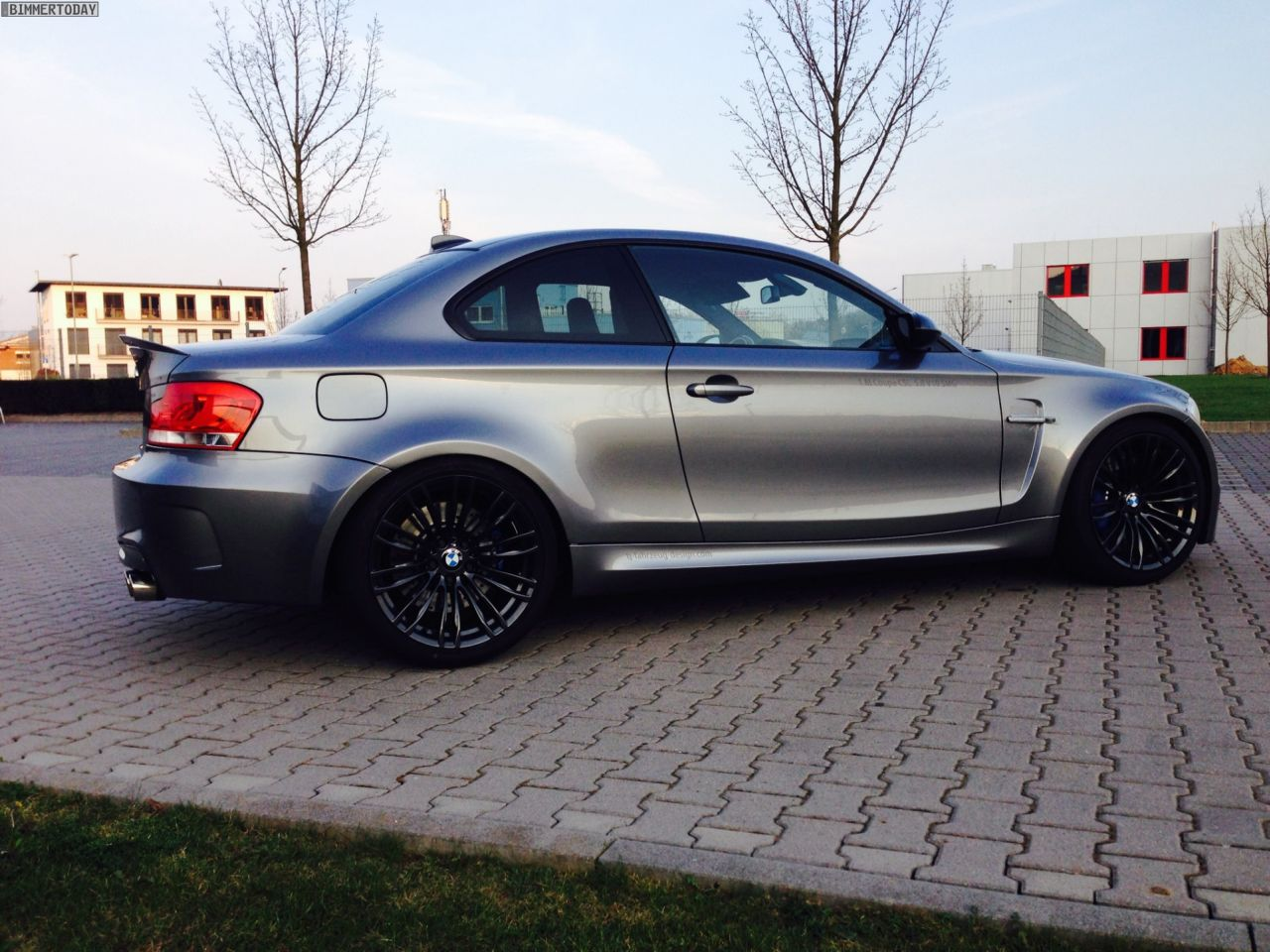 This Bmw 118d Is Renamed To 1m Csl