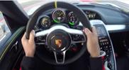 Film: o tura cu Porsche 918 Spyder