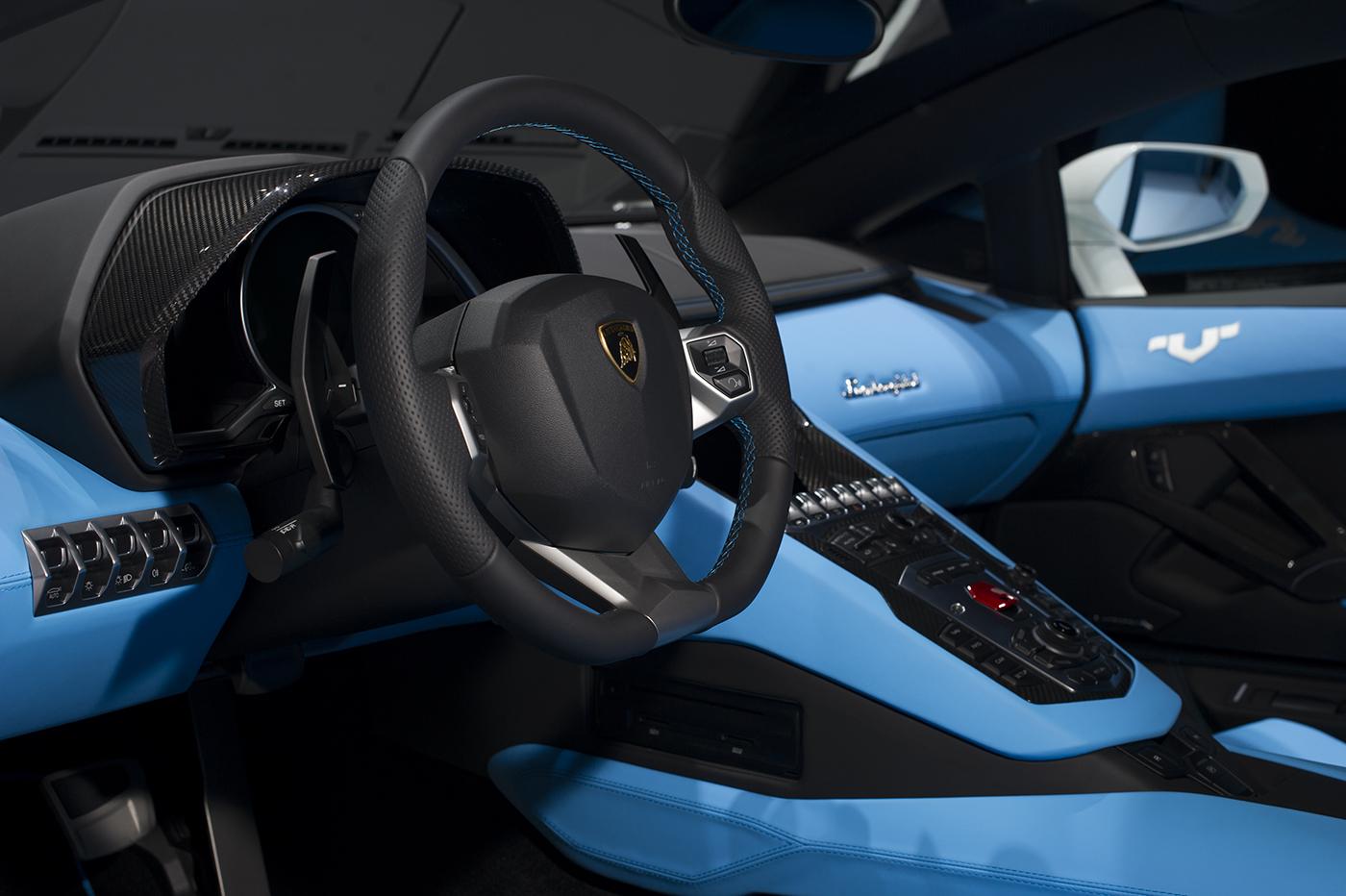 Lamborghini Aventador Lp700 4 Nazionale Especially For China