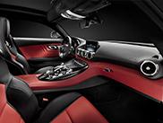 Voilà à quoi la Mercedes-AMG GT ressemble vue de l'intérieur