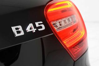Brabus voorziet de A 45 AMG van nog meer kracht