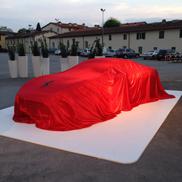 Ferrari California T apresentado nos Showrooms da Ferrari!