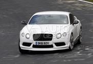 Bentley Continental GT RS Sắp Sửa Ra Mắt?