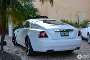 Una matrícula especial para este Rolls-Royce Wraith
