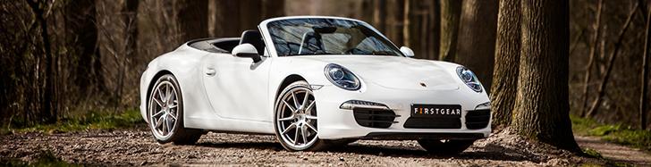 Fotoshoot: Porsche 991 Cabriolet